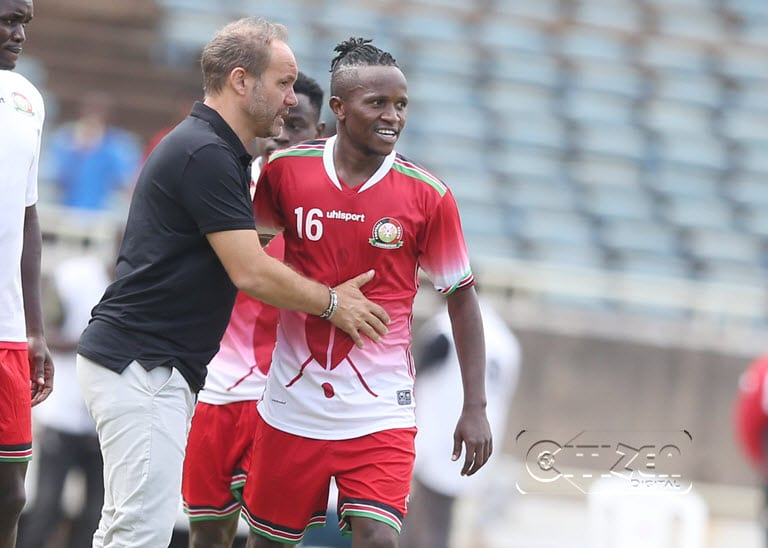 Kahata on target as Stars pip Malawi in friendly contest