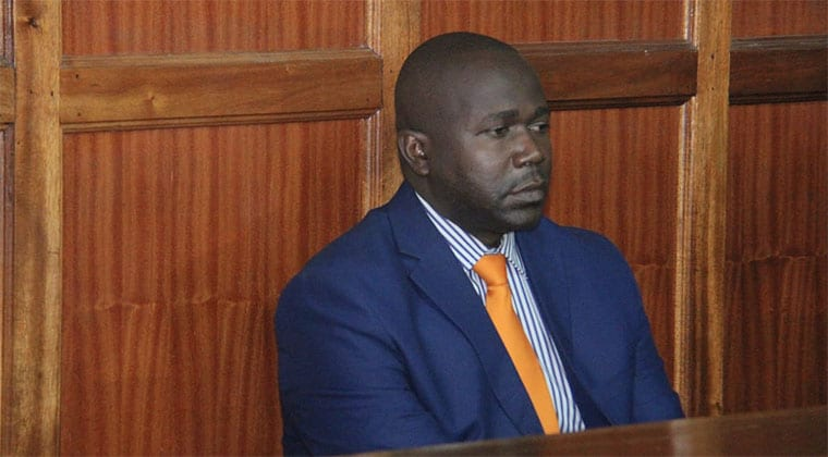 Governor Obado aide Oyamo handed Sharon to her killers, court told
