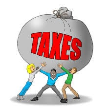 MPs blame Kenyans for the increased tax