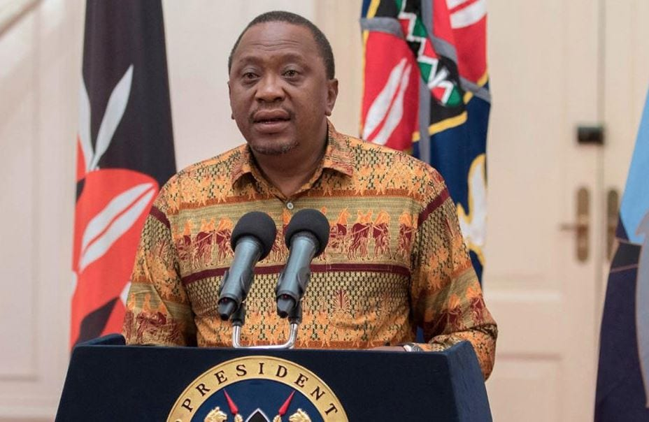 Uhuru urges police to redeem image from 'most corrupt' to 'most respected'