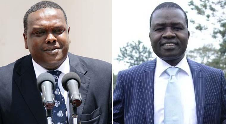 Wario, Ekai ambassadorial posts at risk after Rio scam