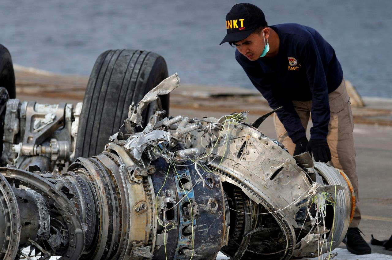 Indonesia says situation facing crew of doomed Lion Air jet not in flight manual