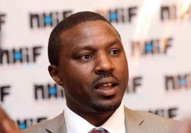 NHIF CEO Geoffrey Mwangi, head of finance arrested over graft