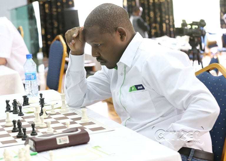 Magana, Nyaruai to face stern test in Chess Championship title defence