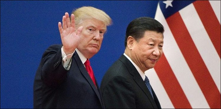 Trump, Xi upbeat on trade after phone call; U.S. targets more Chinese firms