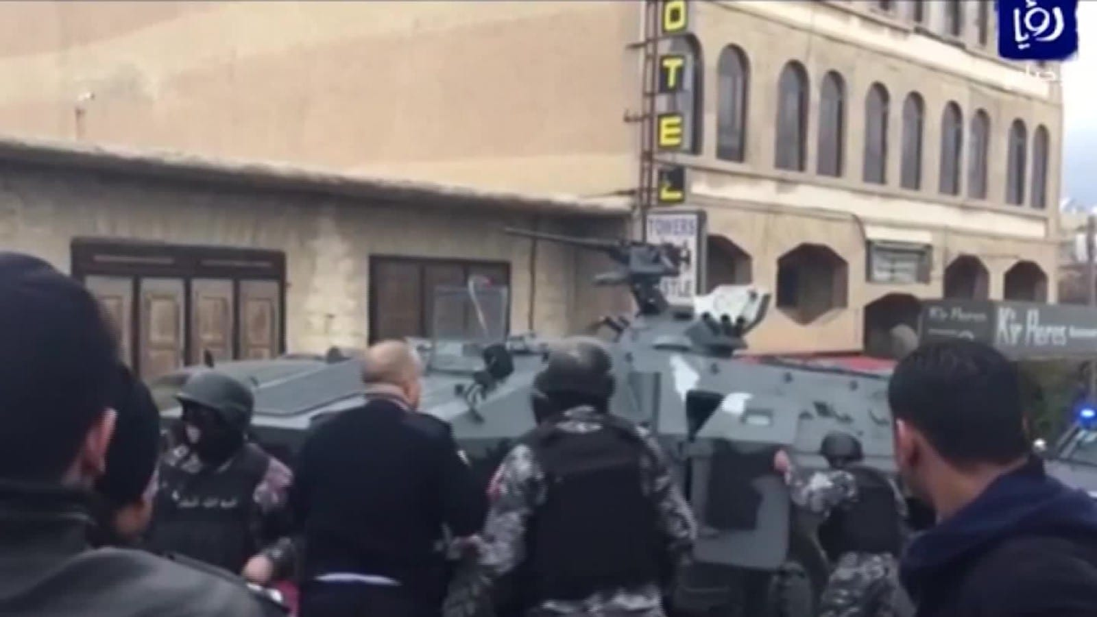 Jordanian court sentences nine militants in Karak shooting