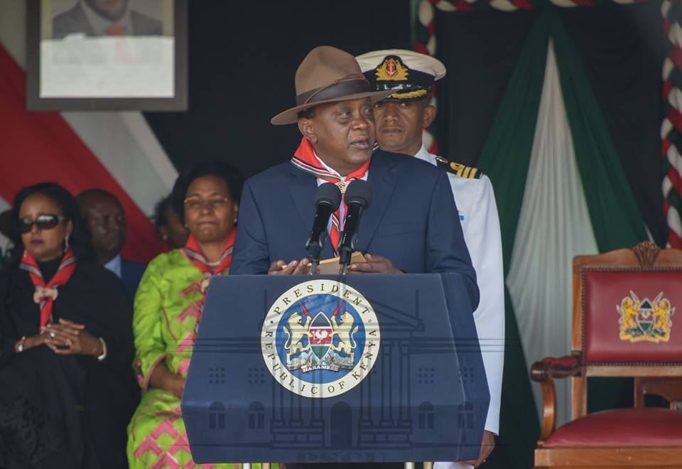 President Kenyatta issues stern warning to indisciplined youth