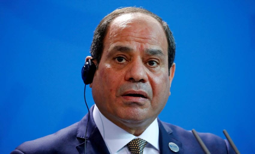 Egypt appoints new military intelligence chief: security sources