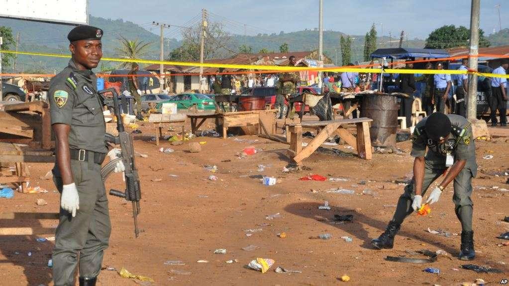 Nigerian police arrest suspected mastermind of 2015 Abuja bombings