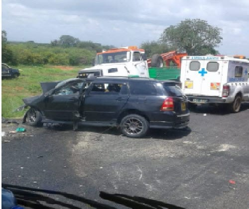Six killed, 7 injured in Mtito Andei road crash