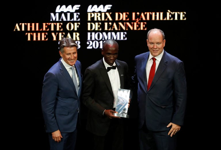 Expect more from me, Kipchoge fires warning after IAAF heroics
