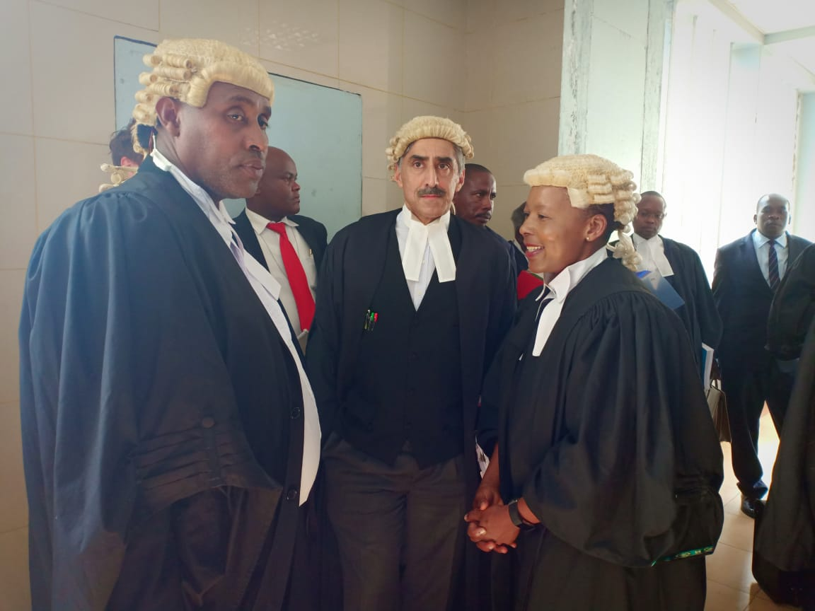 Court clears Queen's Counsel Qureshi to prosecute DCJ Mwilu