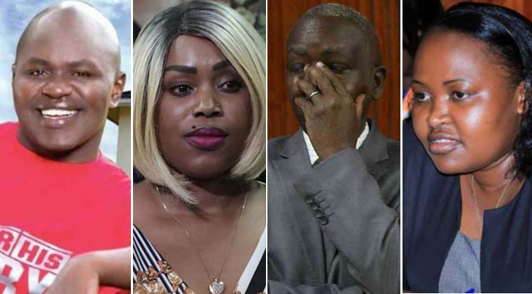 Overnight millionaires club: Sagwe, Kago, Kabura and the Ngiritas