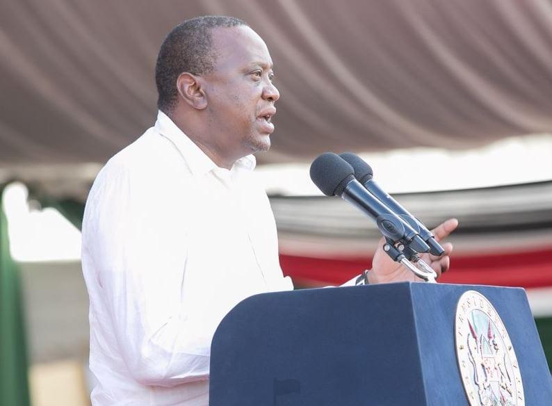 Uhuru kicks off Kisumu visit with calls for peace, national unity