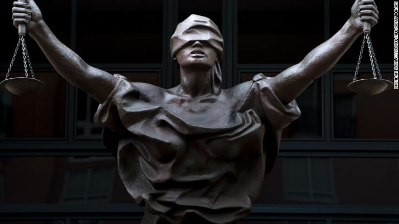 Why 'justice' prevailed in 2018, according to Merriam-Webster