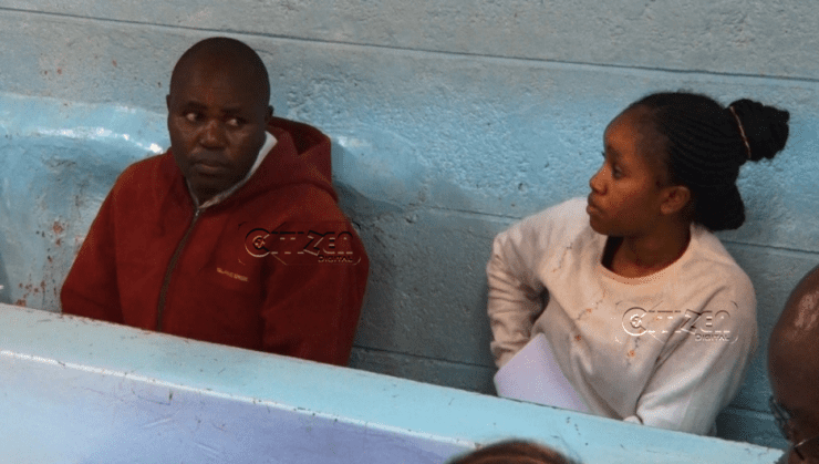 Man, daughter linked to murder of Nanyuki businessman detained for more days