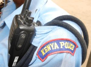 Cop arrested in Embu for raiding a station & destroying the OB