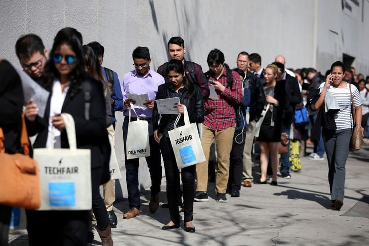 U.S. job openings drop, but still at lofty levels