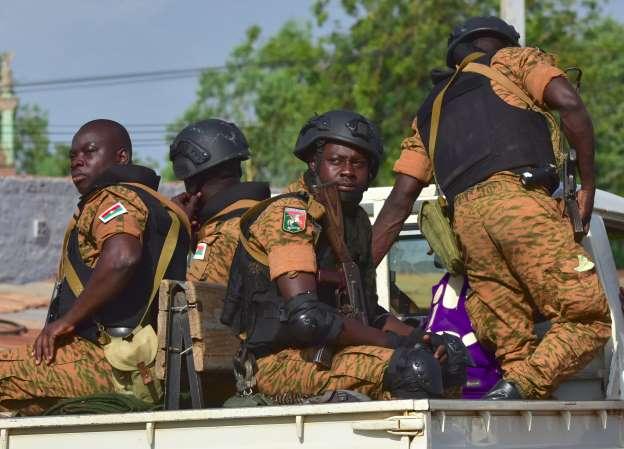 Six killed in church attack in northern Burkina Faso