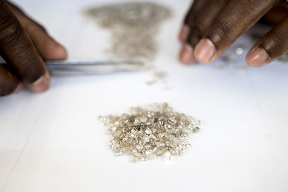 Angola to hold first diamond auction