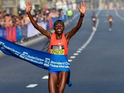Chepngetich to make Chicago Marathon debut