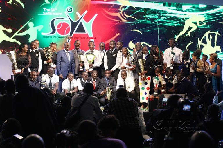 KSSA boss Orero attributes SOYA fete to U-16 football success