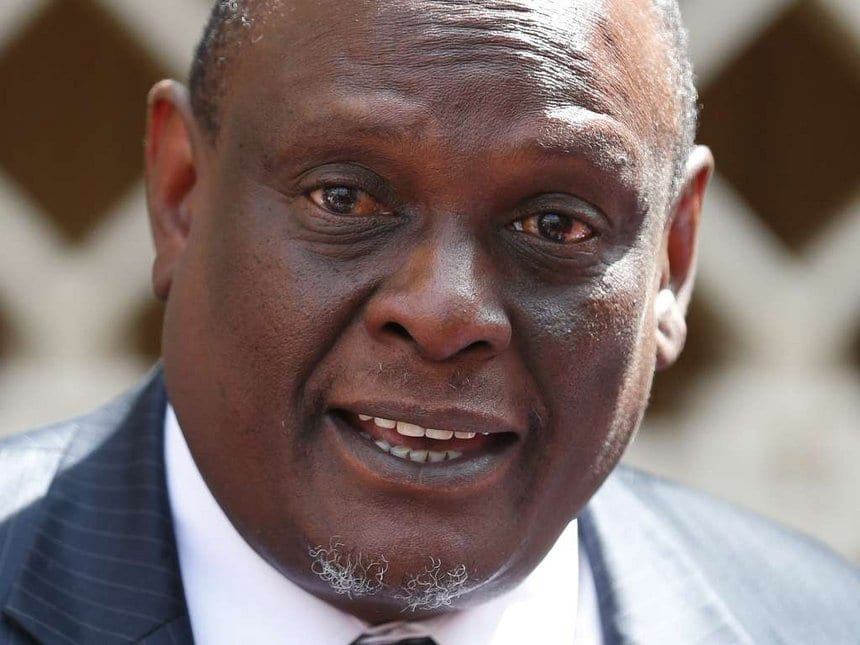 'Prepare for Raila to be the 5th President,' Murathe says
