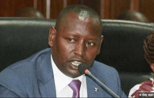 Samburu Governor Lenolkulal in trouble over suspected Ksh. 2B fraud