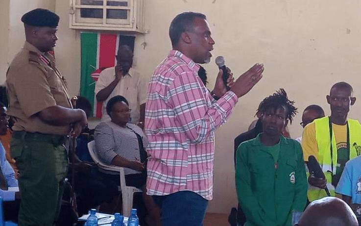 DPP Haji wants police to probe 'Hessy wa Dandora' group