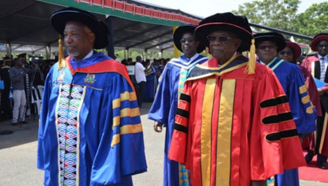 Kenyan universities cry foul over report on unapproved degrees