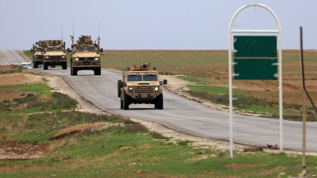 White House: 200 US troops to remain in Syria