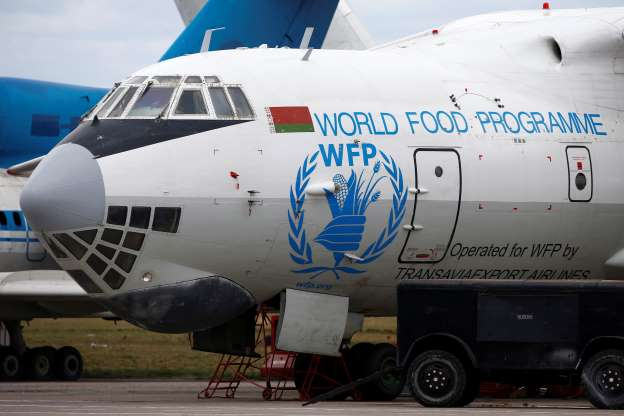Three people dead after eating food from WFP: Uganda police
