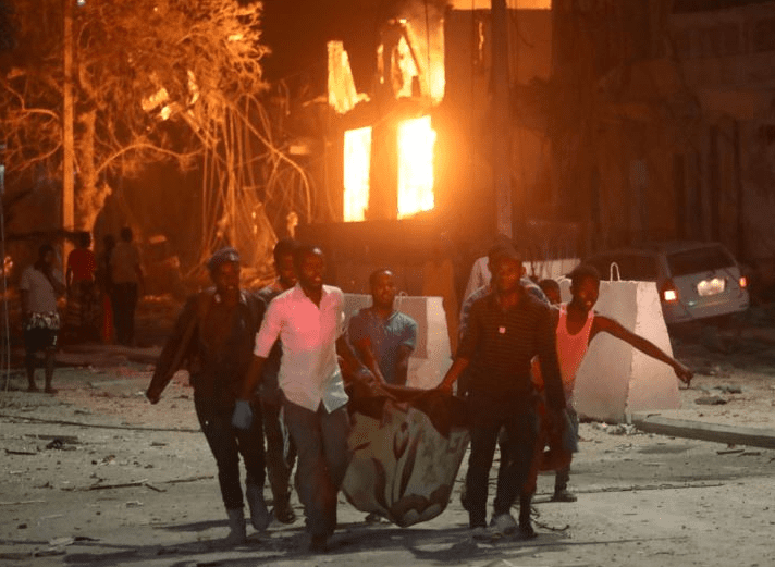 Two Suicide Bombs Claim at Least 15 in Mogadishu