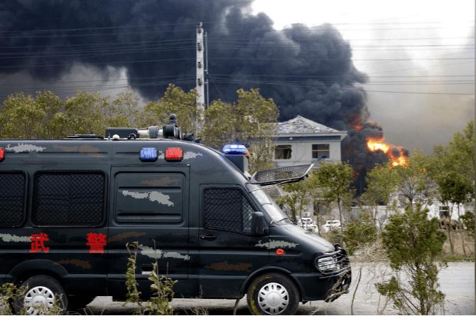 Blast at Chinese chemical plant kills 47; Xi orders probe