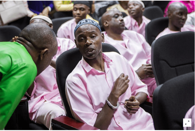 Rwandan court convicts 15 on terror-related charges