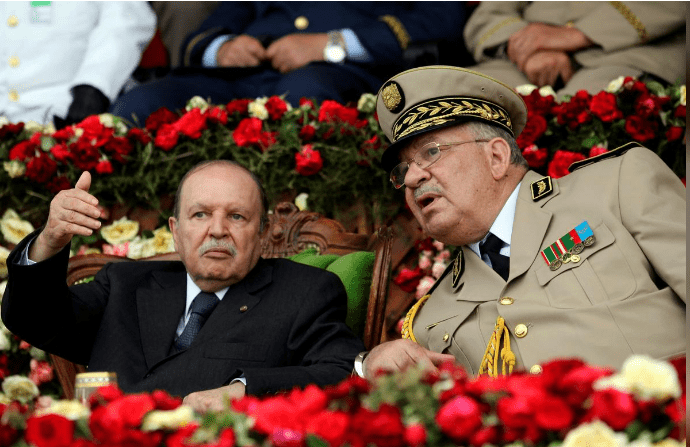 Army chief asks for Algeria's Bouteflika to be declared unfit for office