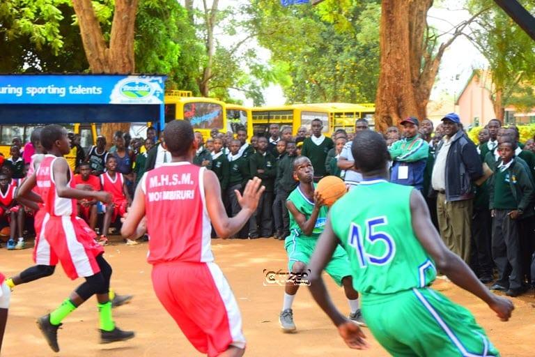 Champions Kangaru off of the mark at Embu Games