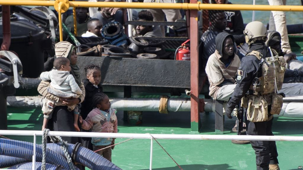 Malta armed forces seize tanker hijacked by rescued migrants