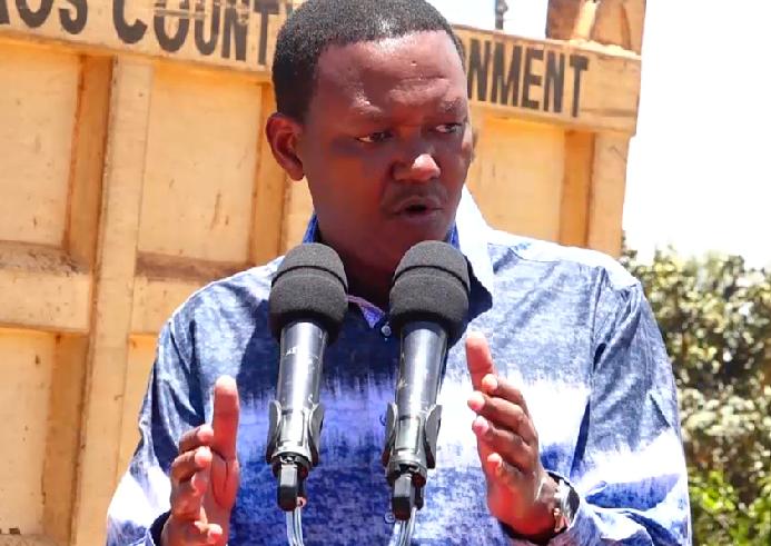 Mutua to Uhuru on corruption: We're tired of empty rhetoric, act now