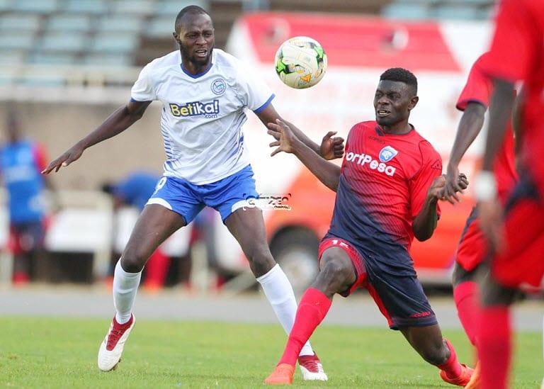 Mutamba keen on next challenge after ditching Sofapaka