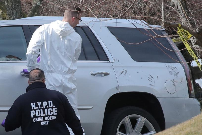 Police have man in custody for murder of New York Mafia boss