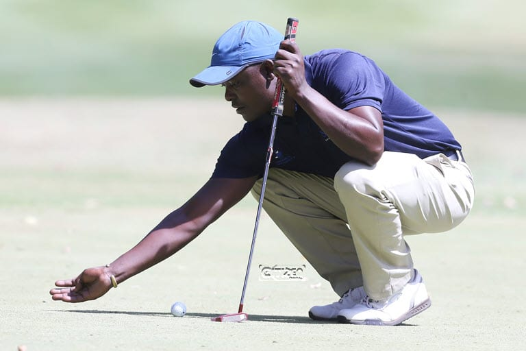 Ngige leads locals at Magical Kenya Open