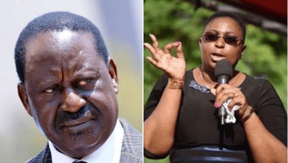 Defiant Jumwa refuses to apologise, tells off Raila