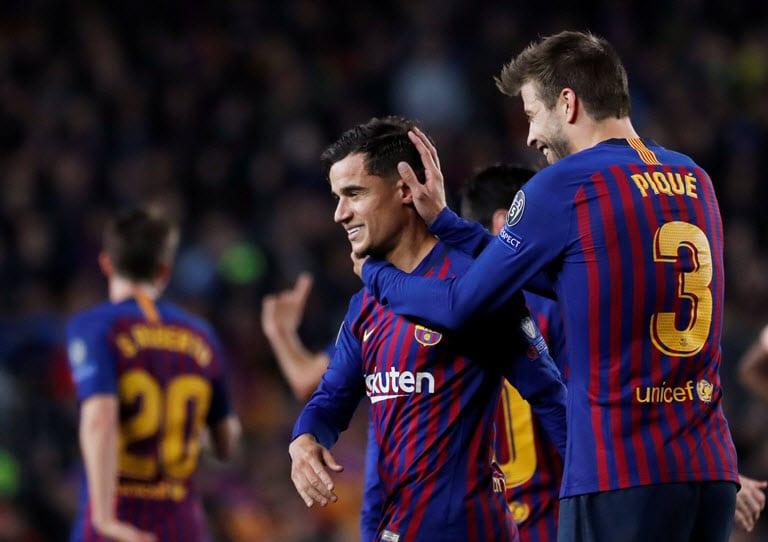 Coutinho under spotlight against Sociedad after 'ugly gesture'