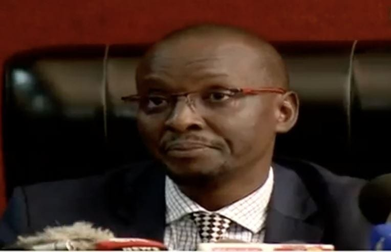 Magistrate Ogoti withdraws from Governor Lenolkulal corruption case
