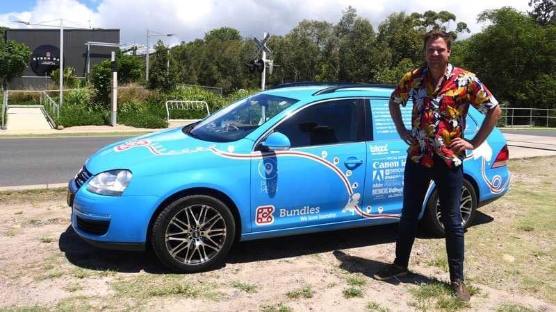 Dutch adventurer finishes three-year electric car journey in Australia