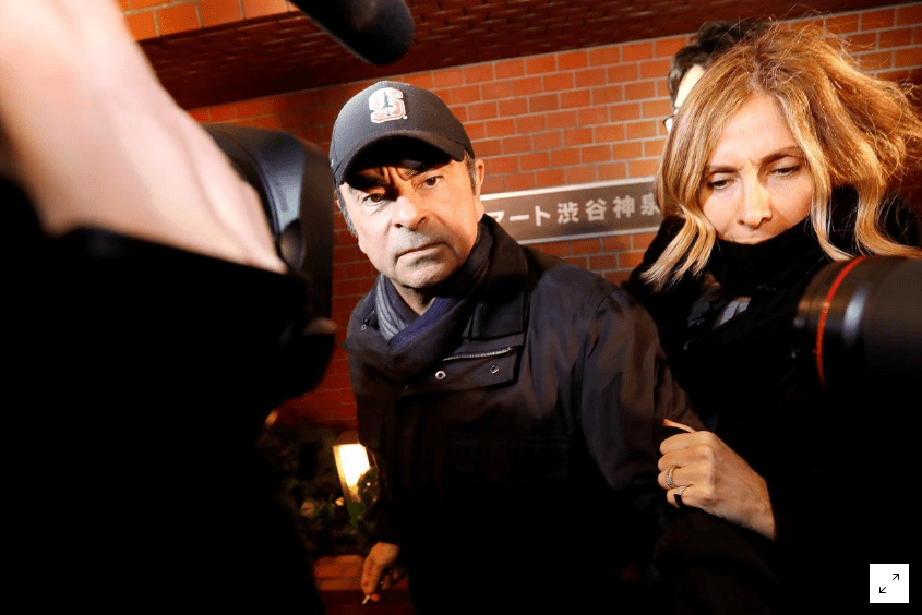 Carlos Ghosn to be indicted on additional charge as early as Monday: NHK