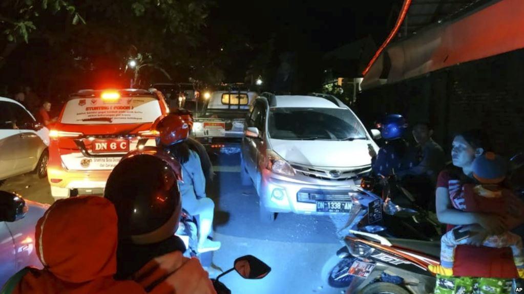 Indonesia lifts Tsunami alert after magnitude 6.8 Quake off Sulawesi