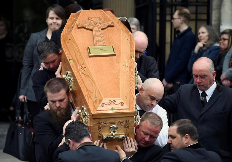 'Why in God's name?': Irish, British leaders mourn murdered Northern Irish journalist