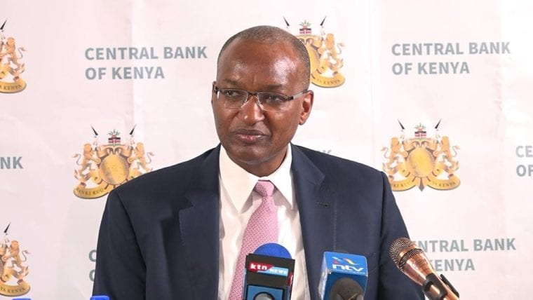 Kenya's central bank chief plays down impact of Rotich charges